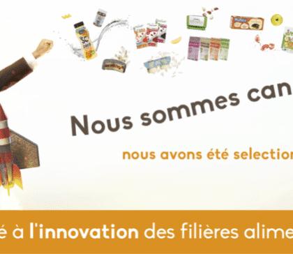 PLANTUS® participe au concours innovafood® 2019